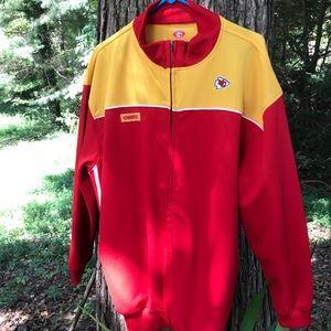 Kansas City Chiefs -NFL Track full-zip jacket-XL